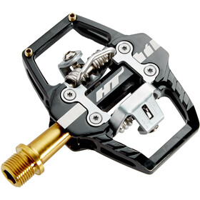HT Enduro Race T1 Ti Pedals black